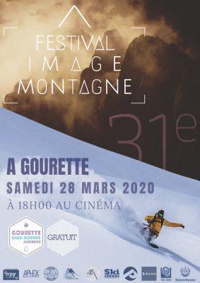 Affiche Image montage Gourette 2020